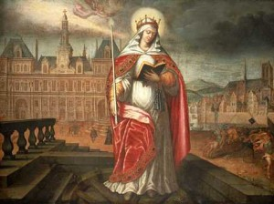 St Genevieve